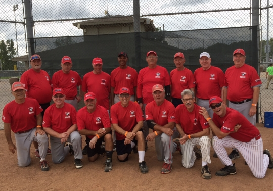 Sylvania Senior Softball